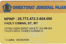 NPWP = KARTU DISKON di Semarang Great SaLE 2010. aSYIIIKKKK