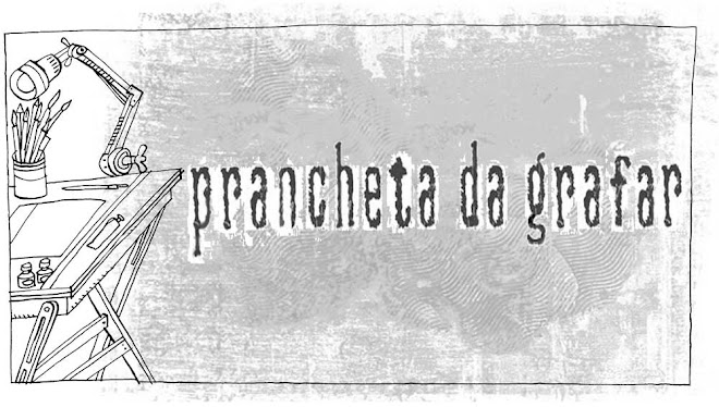 Prancheta da Grafar