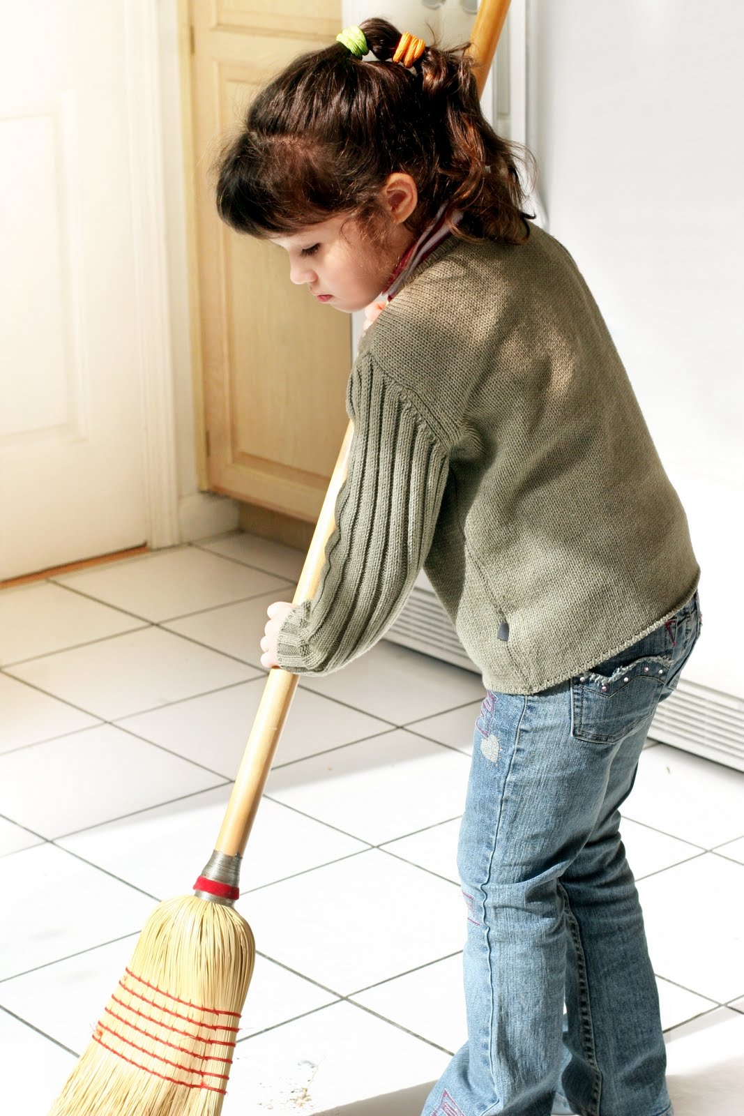 children cleaning - photo #24