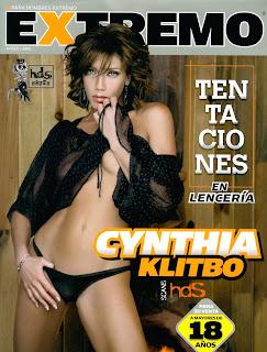 Cynthia Klitbo desnuda H Extremo Marzo 2009 [FOTOS] 1