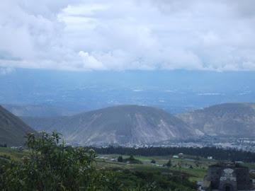 Cerro ceremonial Inca, Mitad del Mundo, Ecuador