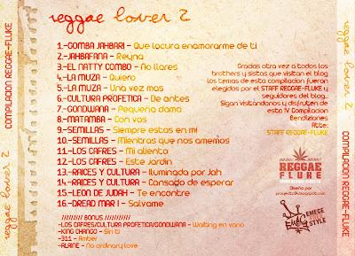 Descarga reggaelove 2 iv compilacion reggae fluke for Cafres este jardin
