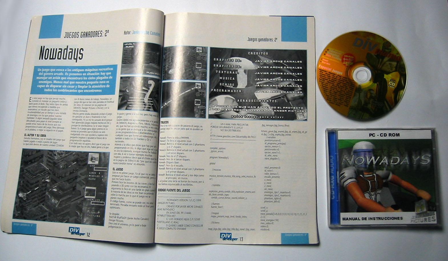 Quiero ser creador de videojuegos div games studio - Div games studio ...