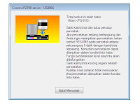 Canon ip2770 Blinking Software