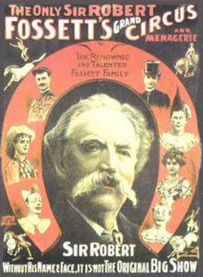 Poster of Fossett's Circus