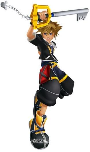 kingdom hearts sora. Sora (Kingdom Hearts 2)