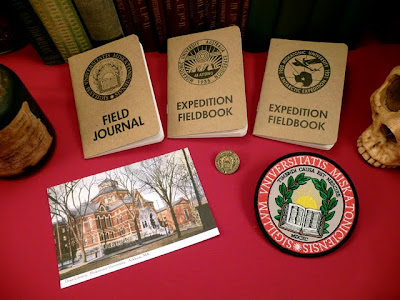 Miskatonic University Prop Set, photo: Propnomicon