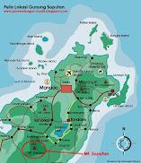 Peta Gunung SULUT