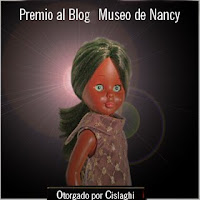 Premio al Blog Museo de Nancy