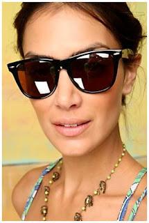 Oversized Ray Ban Sunglasses