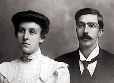 Os pais da Maria Aparecida