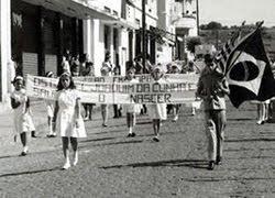 Anos 1960 - Civismo e respeito.
