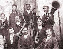 Banda A Lyra de Orpheu, do maestro Ítalo Pierucci