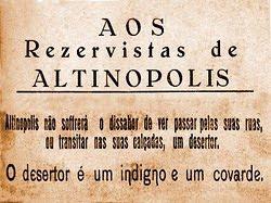 A campanha de 1932