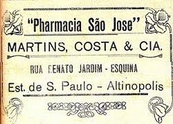 As Pharmacias da Renato Jardim