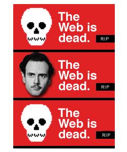 WEB 3.0 = D.O.A.