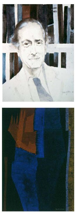 York Wilson McLuhan Portraits