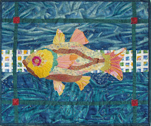 Fish Wall Quilt