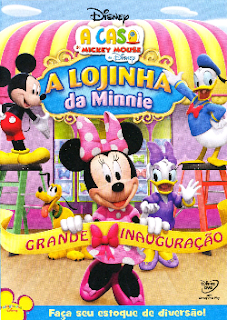 A+Casa+do+Mickey+Mouse+A+Lojinha+da+Minnie A Casa do Mickey Mouse   A Lojinha da Minnie DVDR