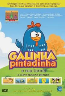 galinha pintadinha Galinha Pintadinha DVD R