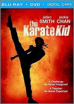 Filme Poster Karatê Kid 2010 BDRip RMVB Legendado