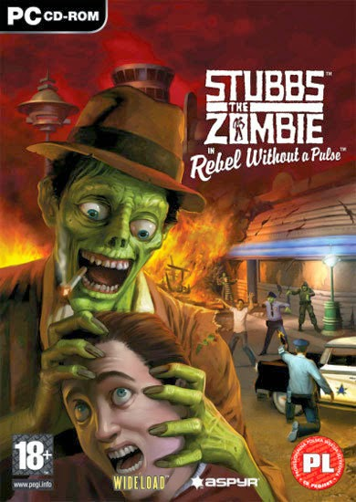 Rebel without a pulse stubbs the zombie in rebel without a pulse pc