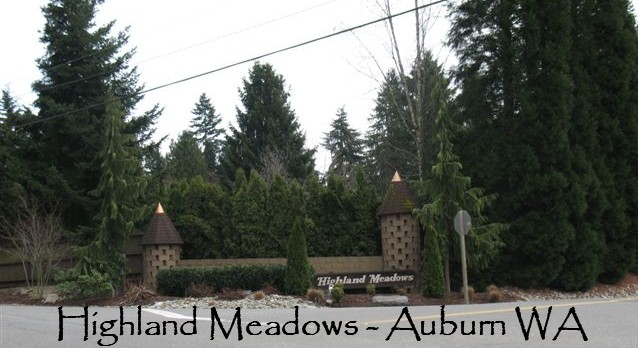 Highland Meadows - Auburn WA