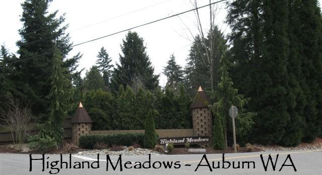 Highland Meadows - Auburn WA