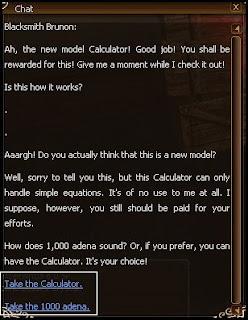 Quest - Calculadora Lineage 2 16
