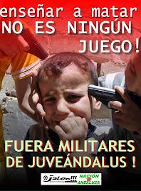 FUERA MILITARES DE JUVEÁNDALUS