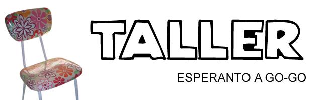 Taller Esperanto a go-go