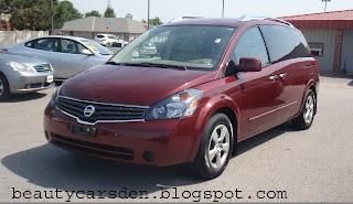 2009 Nissan Quest Van