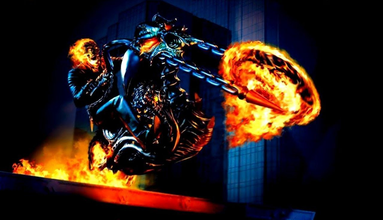 ghost rider wallpaper bike - photo #17