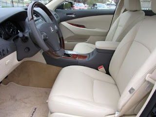 2011 Lexus ES350 Sedan