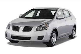 Pontiac Vibe Wagon 2010