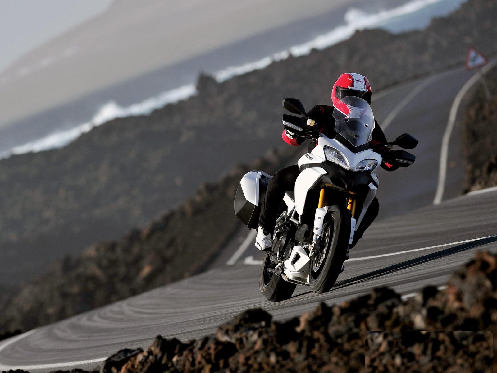Test Ducat Multistrada