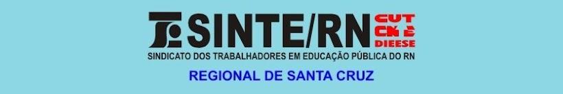 SINTE/RN - Regional de Santa Cruz