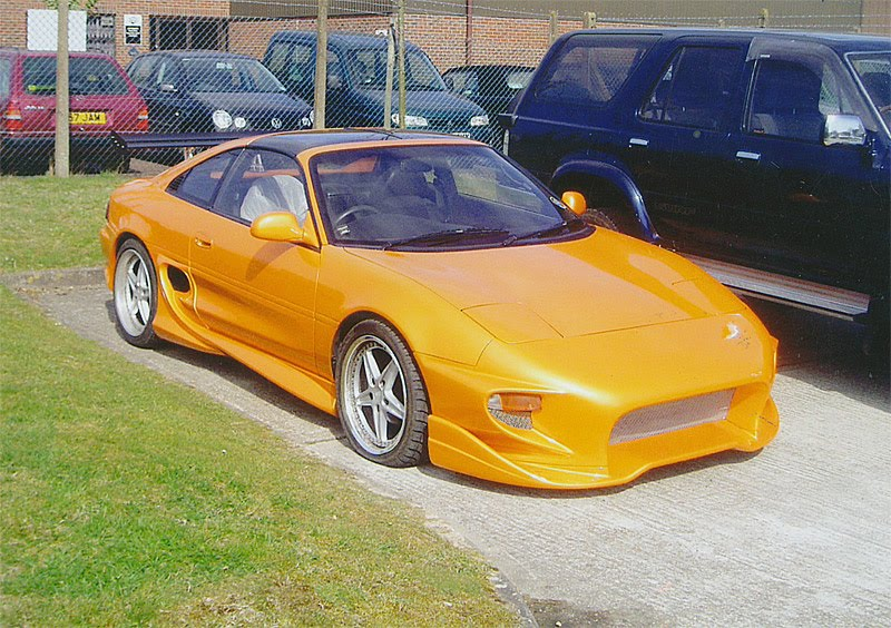 Toyota MR2 Bodykit