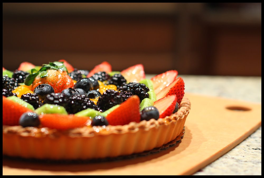 Whole Foods Fruit Tart