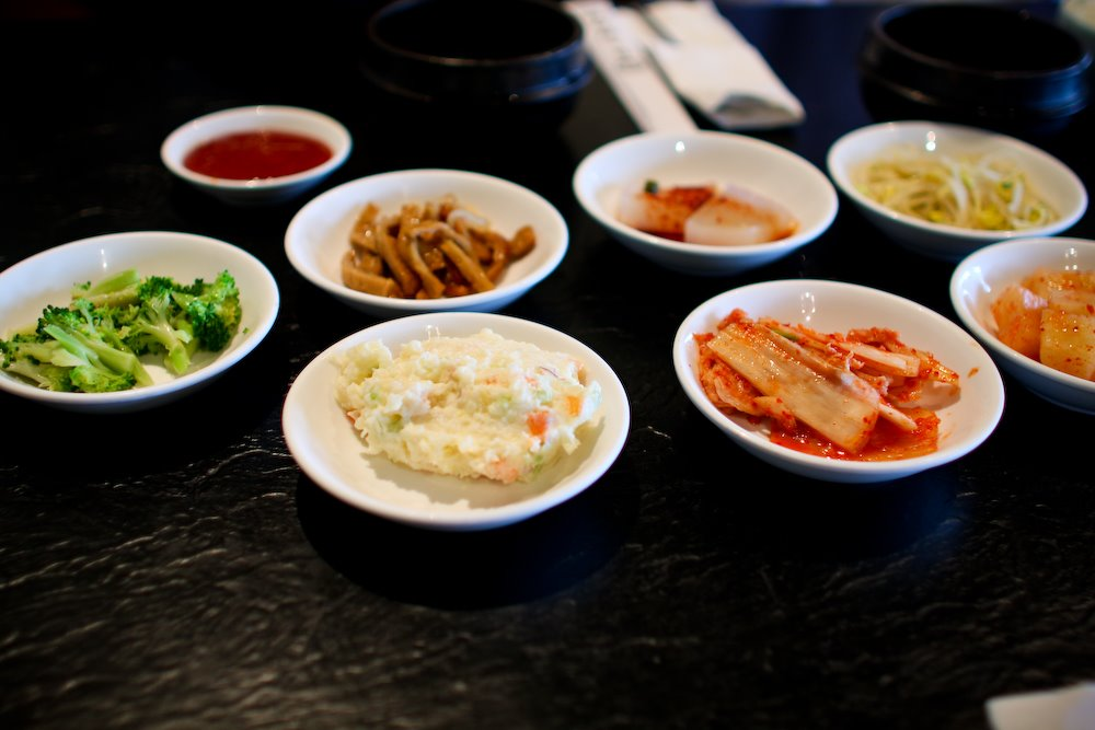 B-Won, Korean Restaurant, Champaign, IL