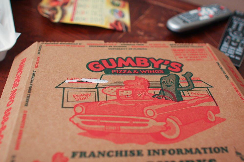Gumby's Pizza, Champaign, UIUC