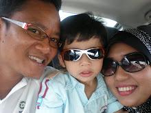 Keluarga bahagia kami...