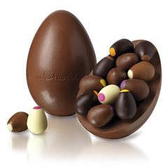 The Eggsibitionist™ Extra Thick Easter Egg