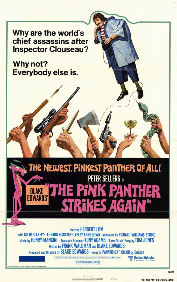 pink panther inspector clouseau quotes. The Return of the Pink Panther