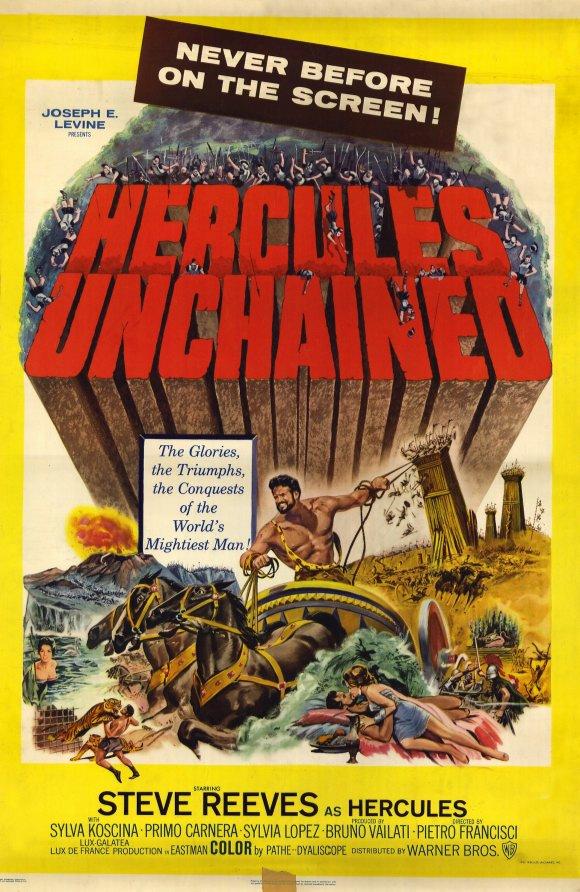 wacthingcrew: Hercules, No. 2 - Hercules Unchained (1959)