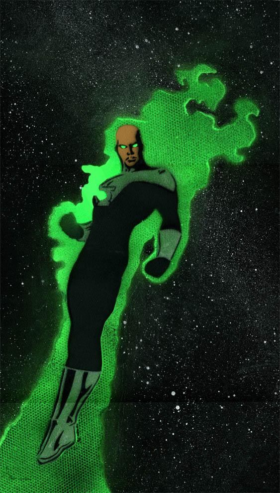 the best green lantern artwork bighandesign perkongsian percuma vector dan info graphic design