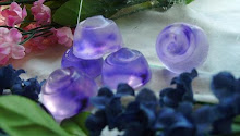Blueberry Cordials Soap