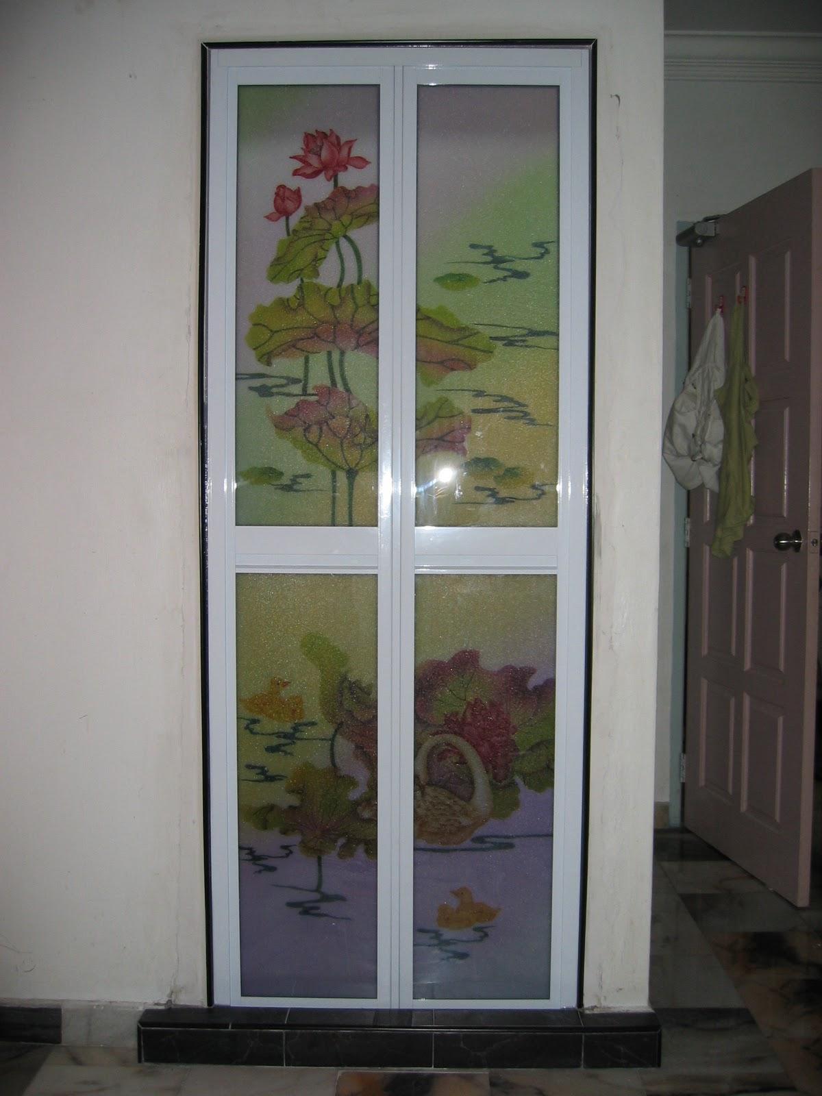 Shower Screen Penang Bi Fold Door