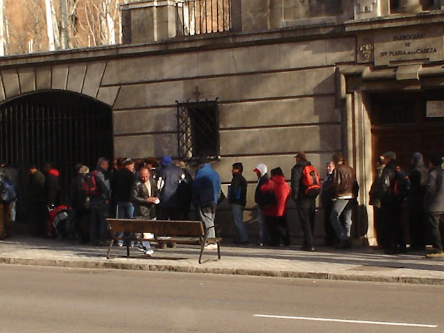 nosolometro: Hostelería solidaria en Madrid. Comedores sociales