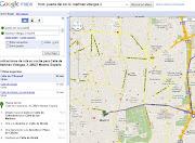 Google acaba de incorporar una nueva herramienta llamada Google Transit que . (google transit)